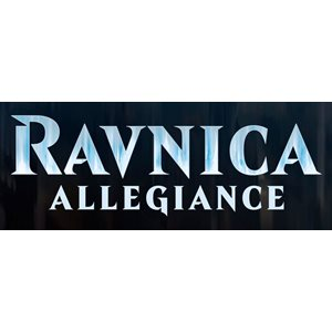 Magic the Gathering: Ravnica Allegiance Booster ^ Jan 2019