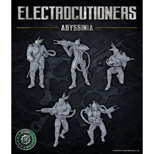 Other Side: Abyssinia - Electrocutioners ^ Oct