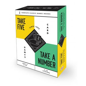 Take 5 / Take A Number Bonus Pack