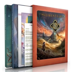 Numenera Discovery and Destiny Slipcase Set (BOOK) (HC) ^ Jul
