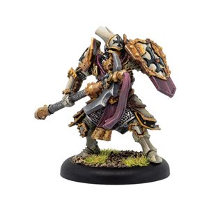 Protectorate: Exemplar Warder - Solo (metal / resin) ^ Sep
