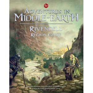D&D Adventures in Middle-earth: Rivendell Region Guide (BOOK)