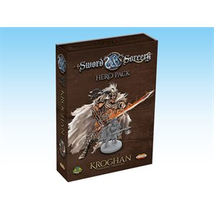 Sword & Sorcery: Kroghan Hero Pack ^ Jun