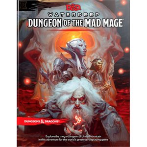Dungeons & Dragons: Dungeon of the Mad Mage HC (BOOK) ^ Nov 13