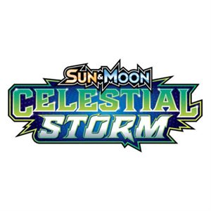 Pokemon: Sun & Moon - Celestial Storm Elite Trainer Box ^ Aug 3