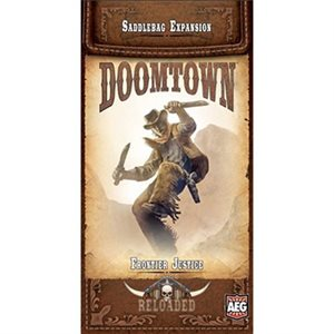 Doomtown: Reloaded:  Frontier Justice