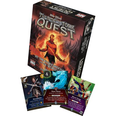Thunderstone Quest Expansion At the Foundations of the World ^ Q4