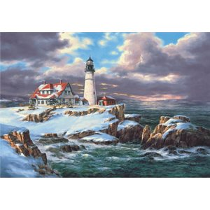 Puzzle: 260 Portland Head Lighthouse