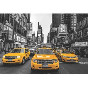 Puzzle: 2000 New York Taxi
