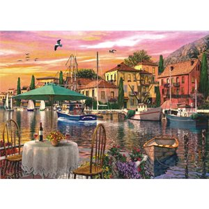 Puzzle: 3000 Sunset Harbour