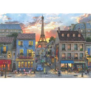 Puzzle: 3000 Streets of Paris