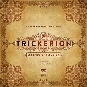 Trickerion Legends Of Illusion