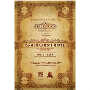 Trickerion Dahlgaards Gifts Exp