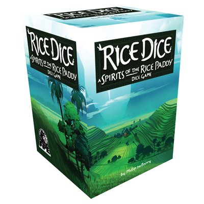Rice Dice: A Spirits of the Rice Paddy Dice Game ^ May 2019