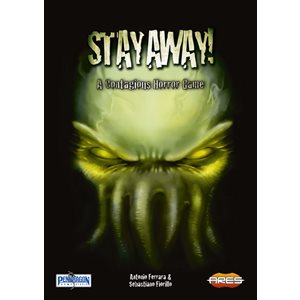 Stay Away! *May 8 release