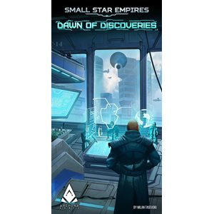 Small Star Empires Expansion Dawn of Discoveries ^ Nov