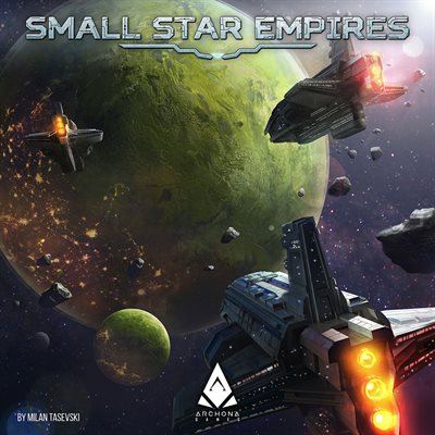 Small Stars Empires 5-6 Player Expansion ^ Jan 2019