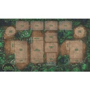 One Deck Dungeon Playmat