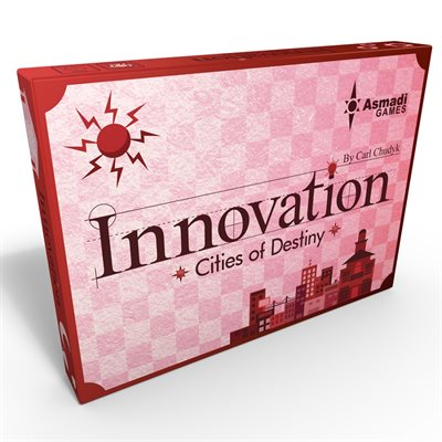 Innovation: Cities of Destiny (3rd Ed)