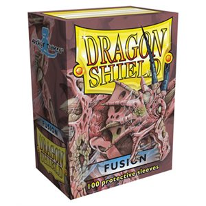 Sleeves: Dragon Shield Fusion