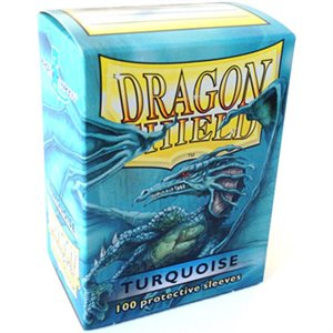 Sleeves: Dragon Shield Turquoise