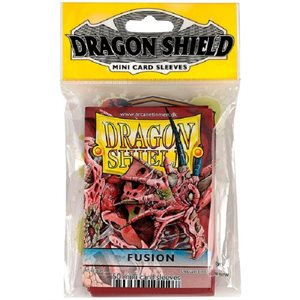 Sleeves: Mini Dragon Shield (10) Fusion