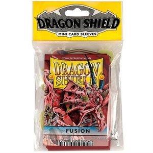Sleeves: 50Ct Dragon Shield Fusion