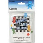 Sleeves: Board Game Clear Large (100)