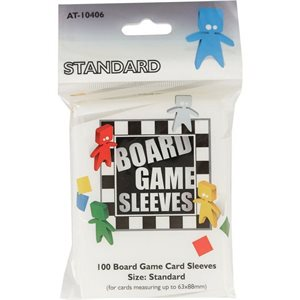 Sleeves: Board Game Standard