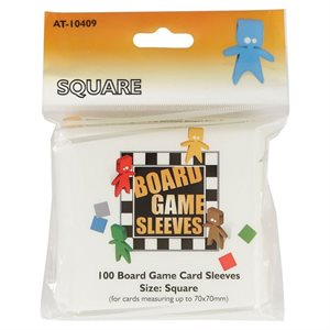 Sleeves: Board Game Square