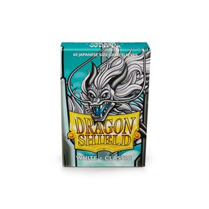 Sleeves: Dragon Shield Japanese White(60)