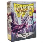 Sleeves: Dragon Shield Matte Purple (60)