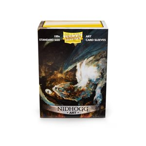 Sleeves: Dragon Shield Limited Edition Art Sleeves Nidhogg