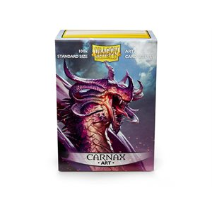 Sleeves: Dragon Shield Limited Edition Art Sleeves: Carnax