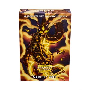 Sleeves: Dragon Shield Limited Edition Japanese Art Sleeves: Syber (60)