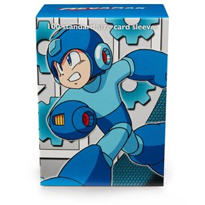 Sleeves: Dragon Shield Classic Mega Man Standard (100)