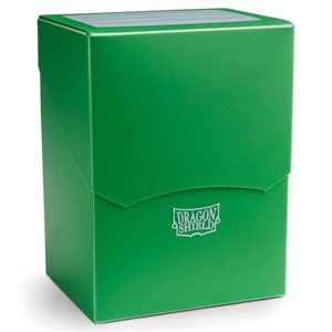 Deck Box: Dragon Shield Deck Shell: Green
