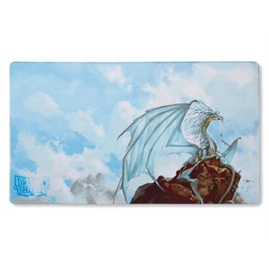 Dragon Shield Playmat Limited Edition Silver Caelum