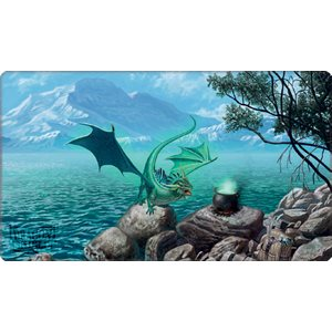 Dragon Shield Playmat Limited Edition Mint Bayaga
