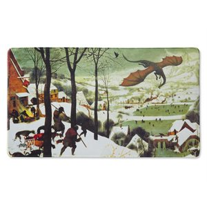 Dragon Shield Playmat Limited Edition Hunters in the Snow