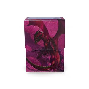Deck Box: Dragon Shield Deck Shell: Limited Edition Magenta Fuchsia