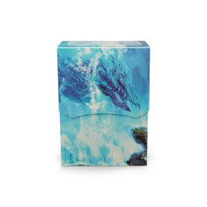 Deck Box: Dragon Shield Deck Shell: Limited Edition Baby Blue 'Bethia'