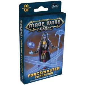 Mage Wars Academy Forcemaster
