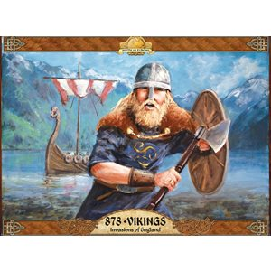 878 Vikings-Invasion of England