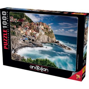 Puzzle: 1000 Afternoon In Manarola