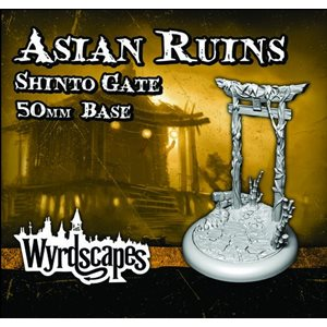 Bases: Asian Ruins 50mm III - Shinto's Gate (1)