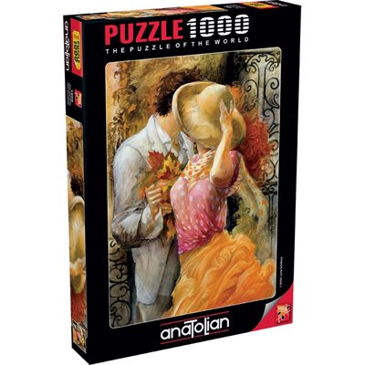 Puzzle: 1000 Autumn Leaves