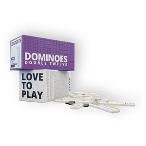Dominoes Love to Play