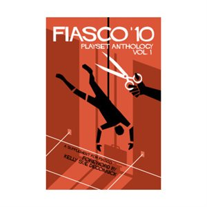 Fiasco '10 Playset Anthology 1 (BOOK)
