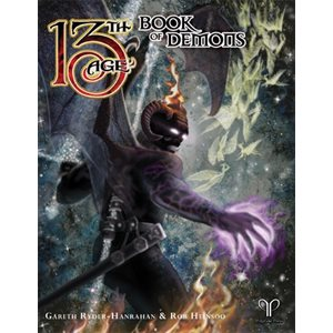 13th Age: Book of Demons (BOOK)